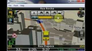Atualização de GPS igo8 com mapa do Brasil 2012 view on youtube.com tube online.