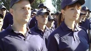 Працівники підрозділів нової патрульної служби Харкова отримали сертифікати про закінчення навчання