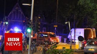 London attack: 6 killed in vehicle and stabbing incidents - BBC News