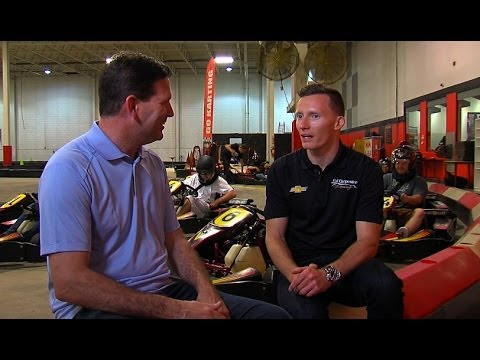 Mike Conway shares the secrets of winning on Belle Isle