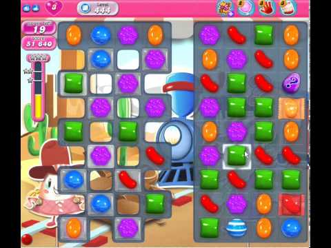 candy crush saga 444 & candy 444 - YouTube