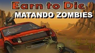 Jugando Ganar Para Morir Juego De Carros Y Zombies