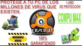 Descargar E Instalar AVAST FREE ANTIVIRUS 2014