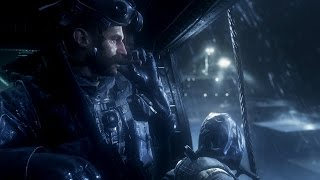 Call of Duty: Modern Warfare Remastered - Crew Expendable Gameplay