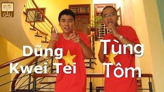 Tôi là người Việt Nam - TÙNG TÔM, DŨNG Kwei Tei ft. Hằng - Nắng ấm xa dần MTP Gấu™