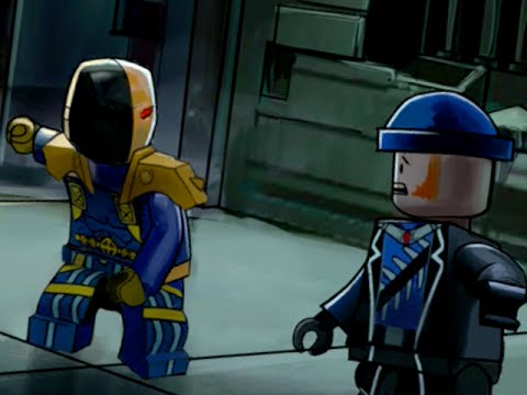 LEGO BATMAN 3 - The Squad DLC Pack - Squad Level Gameplay