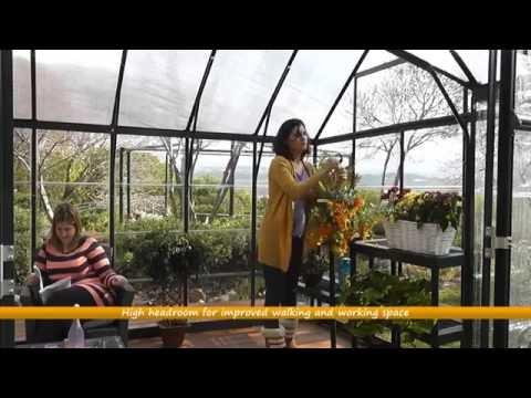 Palram Victory Orangery Greenhouse 10X12