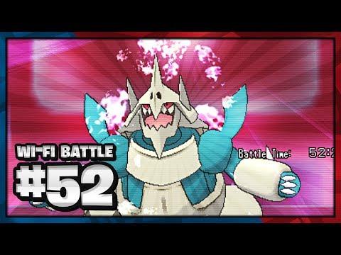 Pokemon X and Y Wi-Fi Battle: #52 Vs 6fthax [UU] [LIVE]