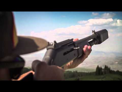 SilencerCo's Salvo 12 - Worlds First Shotgun Silencer