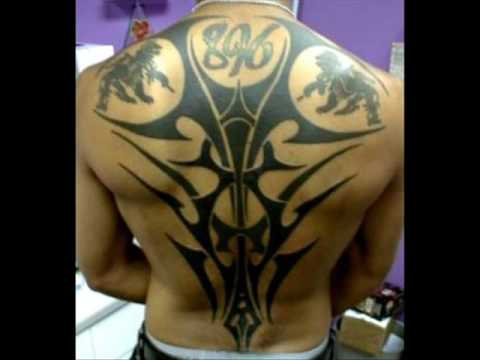 Sexy Tribal Tattoo Designs