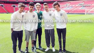 Midnight Memories One Direction Traducida Al Español