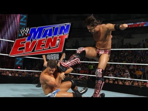 WWE Main Event - Cody Rhodes vs. Justin Gabriel: May 15, 2013