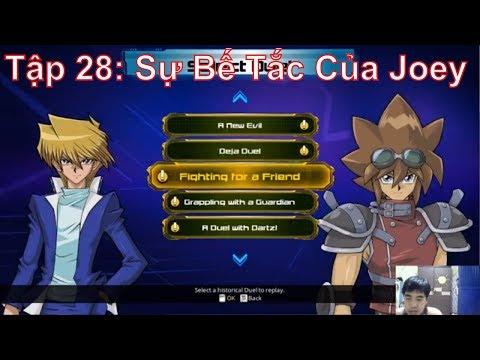 Vua Trò Chơi Yugi Oh Tập 28 - Joey vs Valon - Sự Bế Tắc của Bạn Thận Yugioh