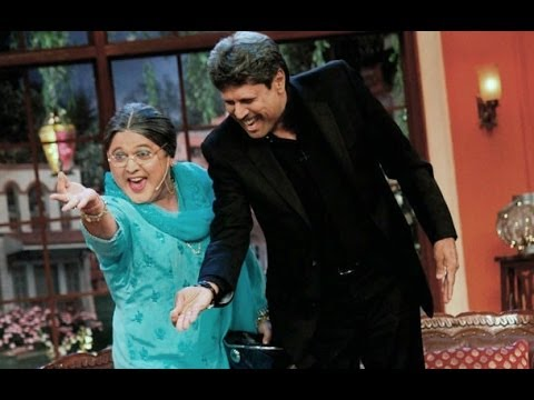 Kapil Dev On Comedy Nights With Kapil 17th May 2014 Full Episode
