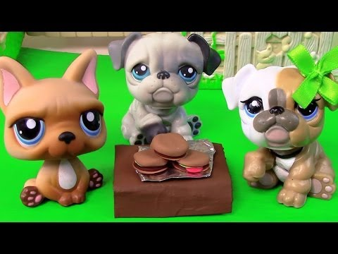 Cookie swirl lps mommies part 19 lps bulldog brother mommies part