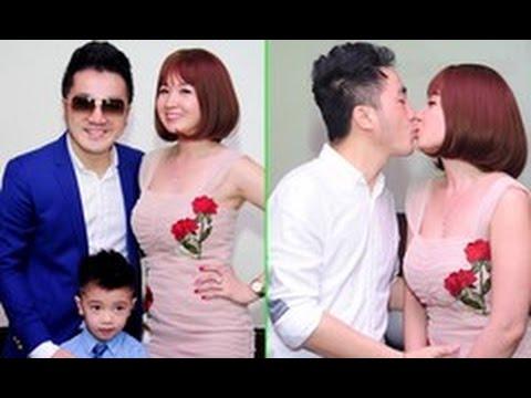 Dương Ngọc Thái liên tục hôn vợ trong tiệc sinh nhật(tin tuc sao viet)