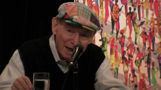 George Wein, founder of the Newport Jazz Festival
