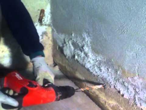 Umidità risalita muri soluzioni