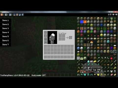 Minecraft 1.2.4 .Jar File