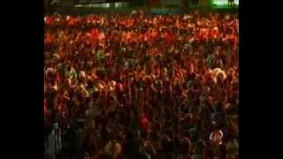 Depois de perder o título mundial nos últimos minutos da prorrogação, os argentinos se derramaram em lágrimas e a festa no Maracanã e nas ruas do Rio foi alemã.