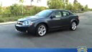 2012 Dodge Avenger Test Drive & Car Review videos
