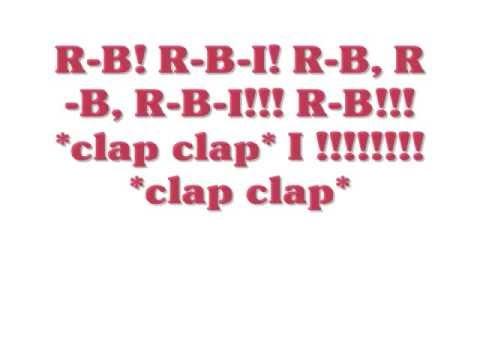lets all chant lyrics: