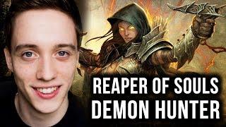 Reaper Of Souls Demon Hunter Build Guide For Level 70
