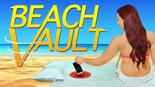 Como esconder seus pertences na praia e evitar furtos