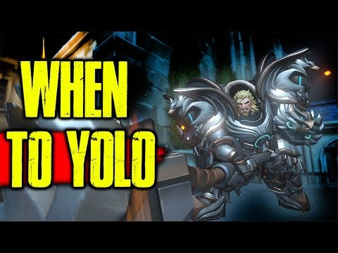 OVERWATCH GUIDE: HOW TO YOLO WITH REINHARDT