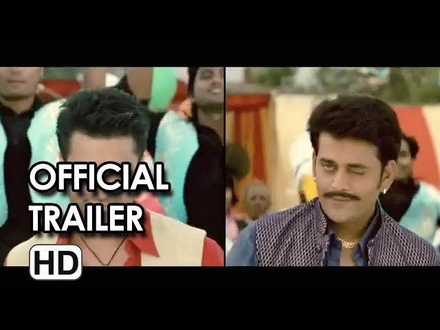 Lucky Kabootar Theatrical Trailer (2013) HD