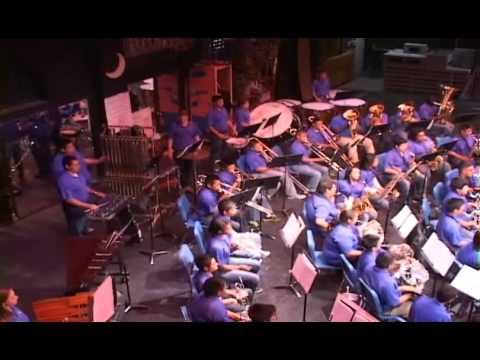 Hình ảnh trong video travis middle school simphonic Band 2013