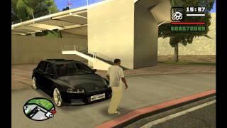 Como Rebaixar Carros No Gta San Andreas (pc) Pelo Jogo