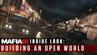 Mafia III - Inside Look - New Bordeaux világa