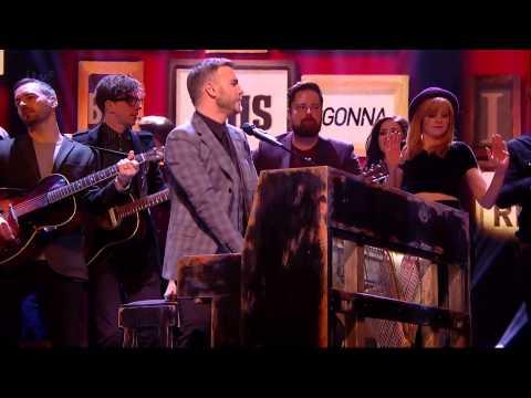 Gary Barlow - Let Me Go - The Royal Variety Peformance 2013