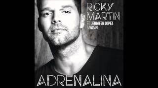 Adrenalina (feat. Jennifer Lopez & Wisin) [Spanglish