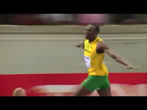 The Spirit Of Sprint - Usain Bolt