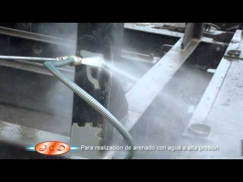Accesorio para Hidrolavadoras Kit Hidroarenador JCD