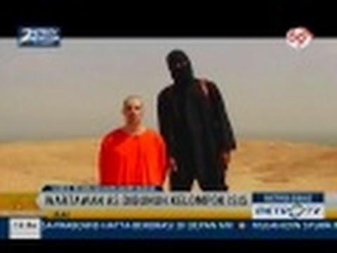 Berita Terbaru - Video Pemenggalan Wartawan AS oleh Kelompok ISIS