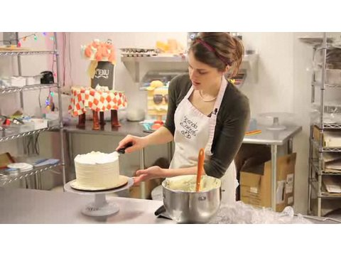 Cake Decorating: Decorating with Buttercream Icing