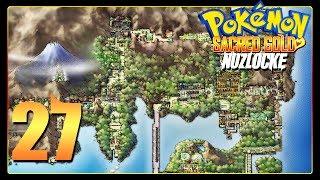 Pokémon SacredGold Nuzlocke | #27 The Kanto Region