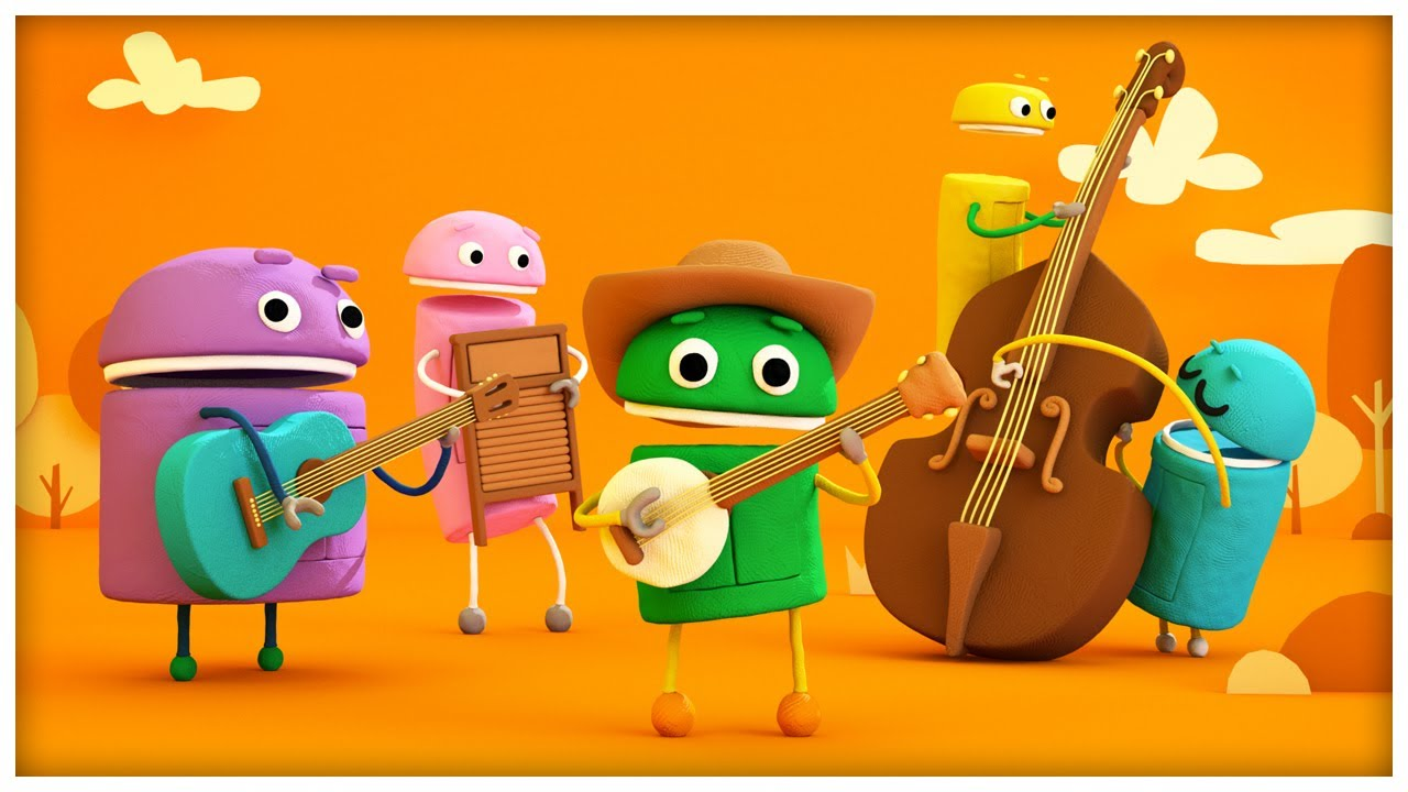 quotthe mulberry bushquot classic songs by storybots youtube