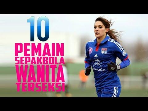 10 Pemain Sepak Bola Wanita Terseksi yang bikin Baper