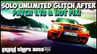 "GTA 5 Online SOLO ""UNLIMITED MONEY GLITCH 1.14"" AFTER"
