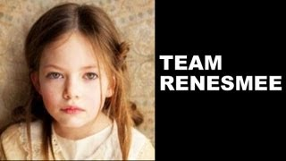 Renesmee Cullen Twilight Breaking Dawn Part 2 2012