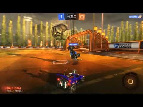 5 tips to be better at Rocket League (short)
