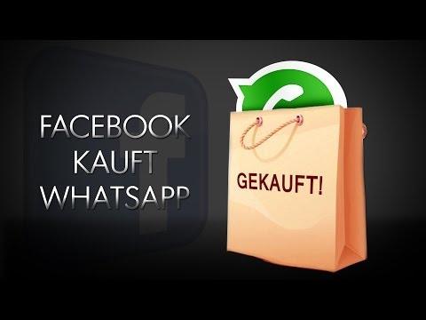 FACEBOOK KAUFT WHATSAPP -- So denkt YouTube Deutschland!
