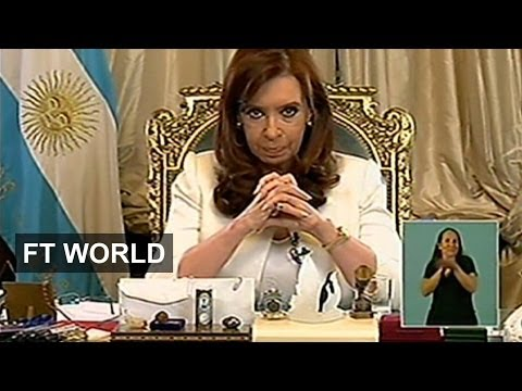 Argentina debt in 60 seconds