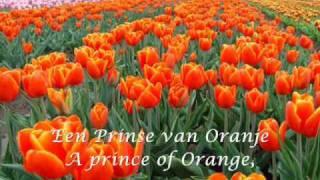 Het Wilhelmus National Anthem Of The Netherlands