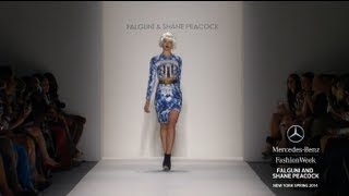 Falguni & Shane Peacock Spring/Summer 2014 Video - New York