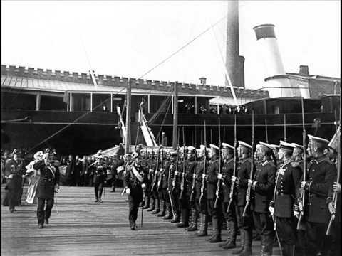 Официальный марш Императорского русского военно-морского флота